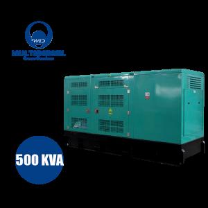 GERADOR DE ENERGIA 500KVA