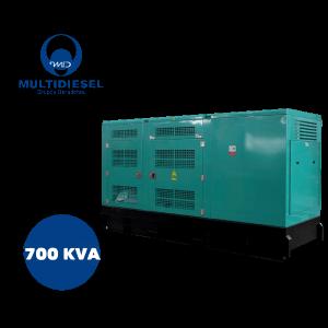 GERADOR DE ENERGIA 700KVA