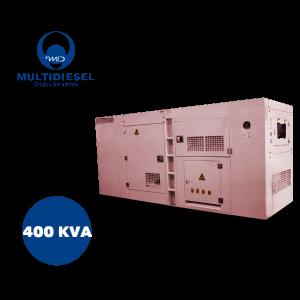 GERADOR DE ENERGIA A DIESEL 400 KVA